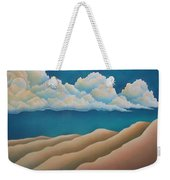 Sacred Night Weekender Tote Bag