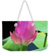 Sacred Pink Weekender Tote Bag