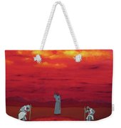 Sacred Pool Weekender Tote Bag