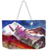 Sacredness Weekender Tote Bag