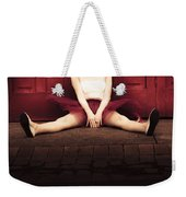 Sad Dancer Weekender Tote Bag