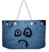 Sad Graffiti Weekender Tote Bag