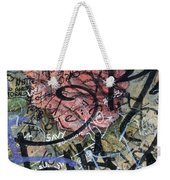 Sad Rose ... Weekender Tote Bag