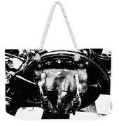 Saddle Bag Style Weekender Tote Bag