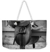 Saddle Up Weekender Tote Bag