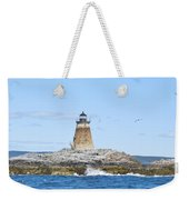 Saddleback Ledge Light Weekender Tote Bag