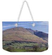 Saddleback Mountain Weekender Tote Bag