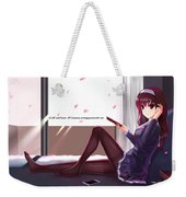 Saekano How To Raise A Boring Girlfriend Weekender Tote Bag