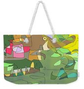 Safari Weekender Tote Bag