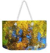 Safari Mosaic Abstract Art Weekender Tote Bag