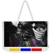 Safari Poster Weekender Tote Bag