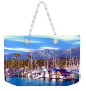 Safe Haven Weekender Tote Bag