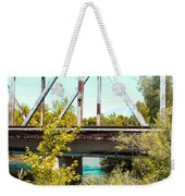 Safe Travels Weekender Tote Bag