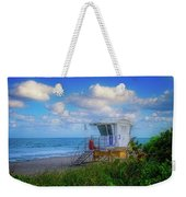 Safe Waters Weekender Tote Bag
