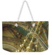 Sage Chapel Ceiling And Light Weekender Tote Bag