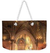 Sage Chapel II Weekender Tote Bag
