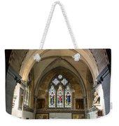 Sage Chapel Memorial Room Weekender Tote Bag