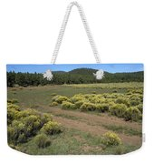 Sage In Bloom - Flagstaff Weekender Tote Bag