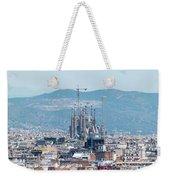 Sagrada Familia 2 Weekender Tote Bag