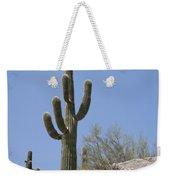 Saguaro 6 Weekender Tote Bag