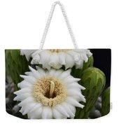 Saguaro Blooms II Weekender Tote Bag