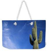 Saguaro Cactus H Weekender Tote Bag