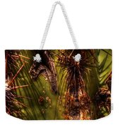 Saguaro Detail No. 21 Weekender Tote Bag