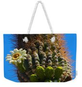 Saguaro Elephant Trunk Weekender Tote Bag