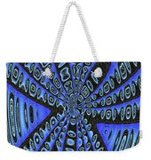 Saguaro Forest Abstract #2 Weekender Tote Bag