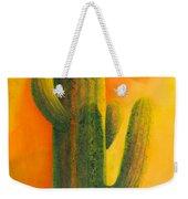 Saguaro In Summer Weekender Tote Bag