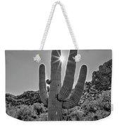 Saguaro In The Sun Weekender Tote Bag