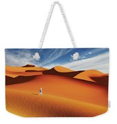 Sahara Desert, Algeria Weekender Tote Bag