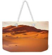 Sahara Dessert - Morocco Weekender Tote Bag