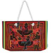 Sahilas And Argars In Their Hammocks Weekender Tote Bag