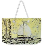 Sail And Sunrays Weekender Tote Bag