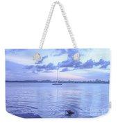 Sail Away Devils Island Weekender Tote Bag