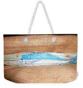 Sail Fish Weekender Tote Bag