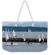 Sail On Weekender Tote Bag