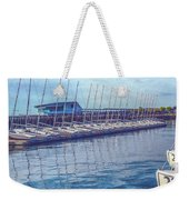 Sailboat Classes Weekender Tote Bag