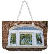 Sailboat In Window Weekender Tote Bag