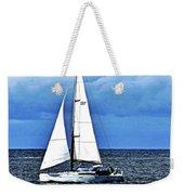 Sailboat No. 143-1 Weekender Tote Bag