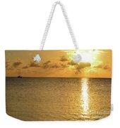 Sailboat On The Horizon 3 Weekender Tote Bag