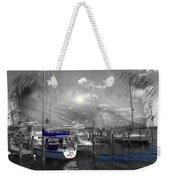 Sailboat Series 14 Weekender Tote Bag