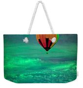 Sailing Above The Storm Weekender Tote Bag