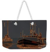Sailing And Fishing 2 Weekender Tote Bag