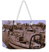 Sailing Anyone Weekender Tote Bag