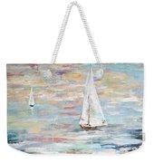 Sailing Away 2 Weekender Tote Bag