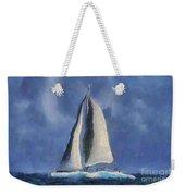 Sailing Away Weekender Tote Bag