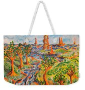 Sailing Boats Weekender Tote Bag