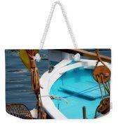 Sailing Dories 1 Weekender Tote Bag